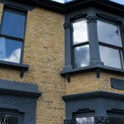 Timber windows in Leytonstone North London