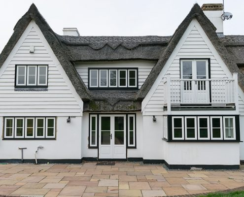 Timber windows and doors Epping