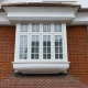 Timber window installation in Cricklewood