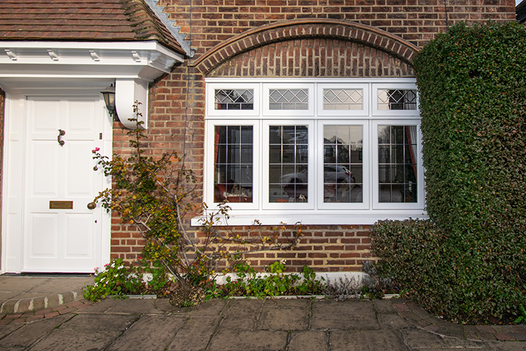 Timber windows and door installation