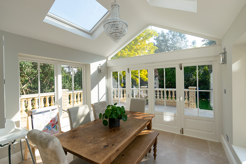 Beautiful kitchen extension