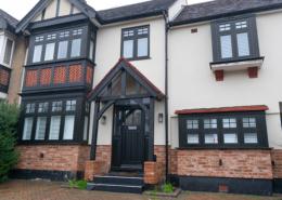 Black Residence 9 windows