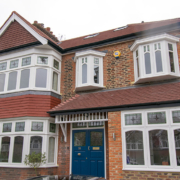 Timbner windows and doors in Winchmore Hill